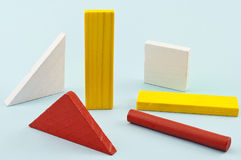 Geometric shapes. Stock Photo