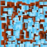 Geometric shapes Stock Images