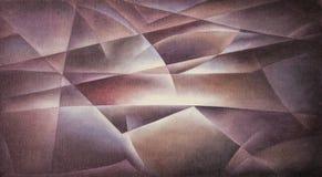 Geometric Shapes Bordeaux vector illustration