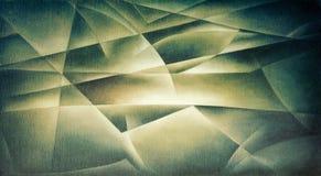 Geometric Shapes Olive vector illustration
