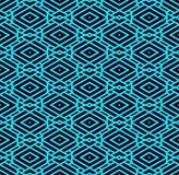 Geometric simple luxury blue minimalistic pattern with lines. Can be used as wallpaper, background or texture. vector illustration