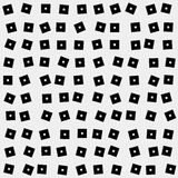 Geometric simple monochrome minimalistic vector pattern, rectangles or squares,. Geometric simple monochrome minimalistic vector pattern, rectangles or squares Stock Image