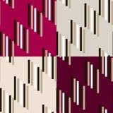 Bauhaus pattern10. Geometric simple seamless pattern.Constructivism art style.Russian constructivism. Vector colorful texture . Bauhaus abstract textile vector illustration