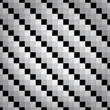 Geometric square gradients seamless pattern Stock Photography
