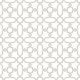 Geometric star pattern grey lines with white background Stock Images