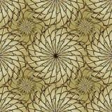 Geometric Stars Pattern Royalty Free Stock Photos