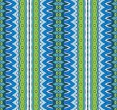 Geometric stripes pattern Royalty Free Stock Photos