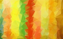 Geometric strips background royalty free illustration
