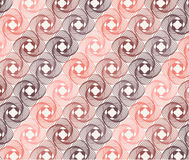Geometric stylish background. Royalty Free Stock Images