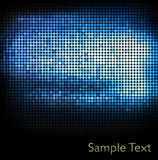 Geometric tech background. Stock Photos