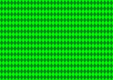 Geometric Techno Oriental Ornamental in Neon Green Colour Seamless Pattern Background Wallpaper Stock Photo