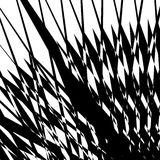Geometric texture with edgy motif. Abstract shattered, rough pat Royalty Free Stock Photography