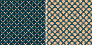 Geometric texture of expensive wallpaper Royalty Free Stock Photo