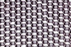 Geometric texture grille Royalty Free Stock Photo