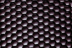 Geometric texture grille Stock Image