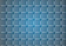 Geometric Texture Ice Cubes Stock Photos