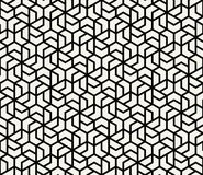 Geometric tile grid graphic seamless pattern. Vector royalty free illustration