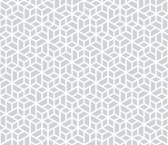 Geometric tile grid graphic seamless pattern vector. Background royalty free illustration