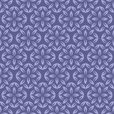 Geometric tiled seamless vector pattern in ethnic style Royalty Free Stock Images
