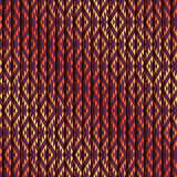 Geometric traingles pattern with strikes Royalty Free Stock Photography