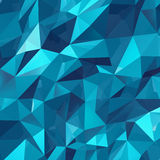 Geometric Triangle Background Royalty Free Stock Photos