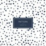Geometric triangle pattern Stock Photos