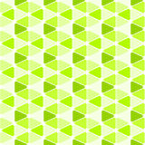 Geometric triangles grid seamless pattern Royalty Free Stock Photo