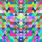 Geometric triangles and poligons  colorful simple background,  Stock Photos