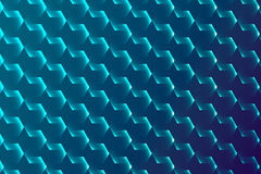 Geometric vector abstract background Royalty Free Stock Images