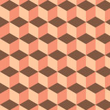 Geometric vector background Royalty Free Stock Photos