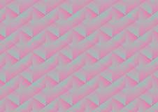 Geometric Vector Pattern Stock Image