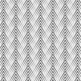 Geometric vector pattern, repeating linear triangles decorates graphic clean for print, wallpaper, background royalty free illustration