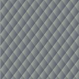 Geometric vector texture: background of gray rhombuses. Royalty Free Stock Photography
