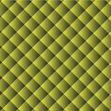 Geometric vector texture: background of yellow-black squares arranged. Stock Image
