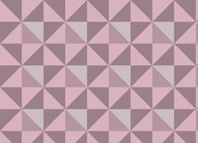Geometric vector texture with pink and bright triangles. vector illustration