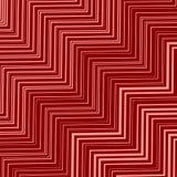Geometric Vibrating Wave Pattern Royalty Free Stock Photo