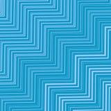 Geometric Vibrating Wave Pattern Stock Images