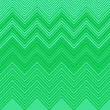 Geometric Vibrating Wave Pattern Stock Photography