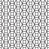 Geometric wall decor Stock Photography