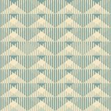 Geometric wallpaper pattern seamless background Stock Photography