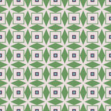 Geometric wallpaper 54. Geometric wallpaper vector seamless pattern Royalty Free Stock Photography