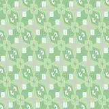 Geometric wallpaper 65. Geometric wallpaper vector seamless pattern Stock Illustration