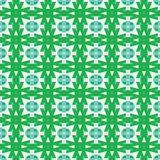 Geometric wallpaper 66. Geometric wallpaper vector seamless pattern Royalty Free Stock Image