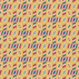 Geometric wallpaper 81 Royalty Free Stock Images