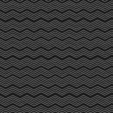 Geometric zig zag seamless pattern.Fashion graphic design.Vector illustration. Optical illusion. Modern stylish abstract texture. Royalty Free Stock Photo