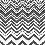 Geometric zigzag pattern - seamless. Stock Photos