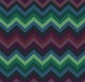 Geometric zigzag seamless pattern Stock Photo
