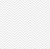Geometric zigzag seamless pattern Royalty Free Stock Images