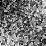 Abstract triangle polygon background design. Geometrical abstract gradient triangle polygon background design Royalty Free Stock Photo