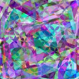 Geometrical abstract vector background design stock photos